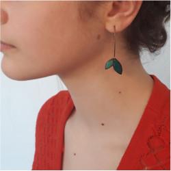 Boucles d'oreilles bourgeons